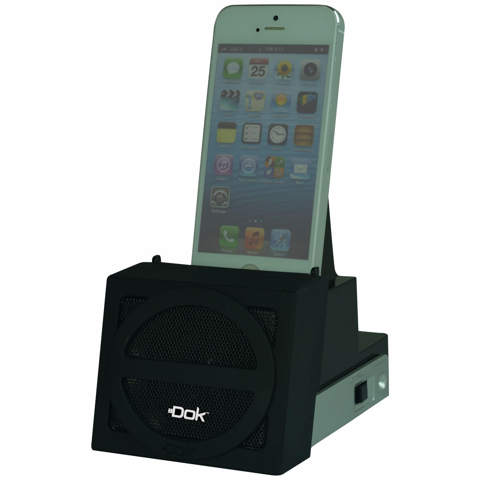CR11BK - Speaker Cradle with Rechargeable Battery (Black Face)