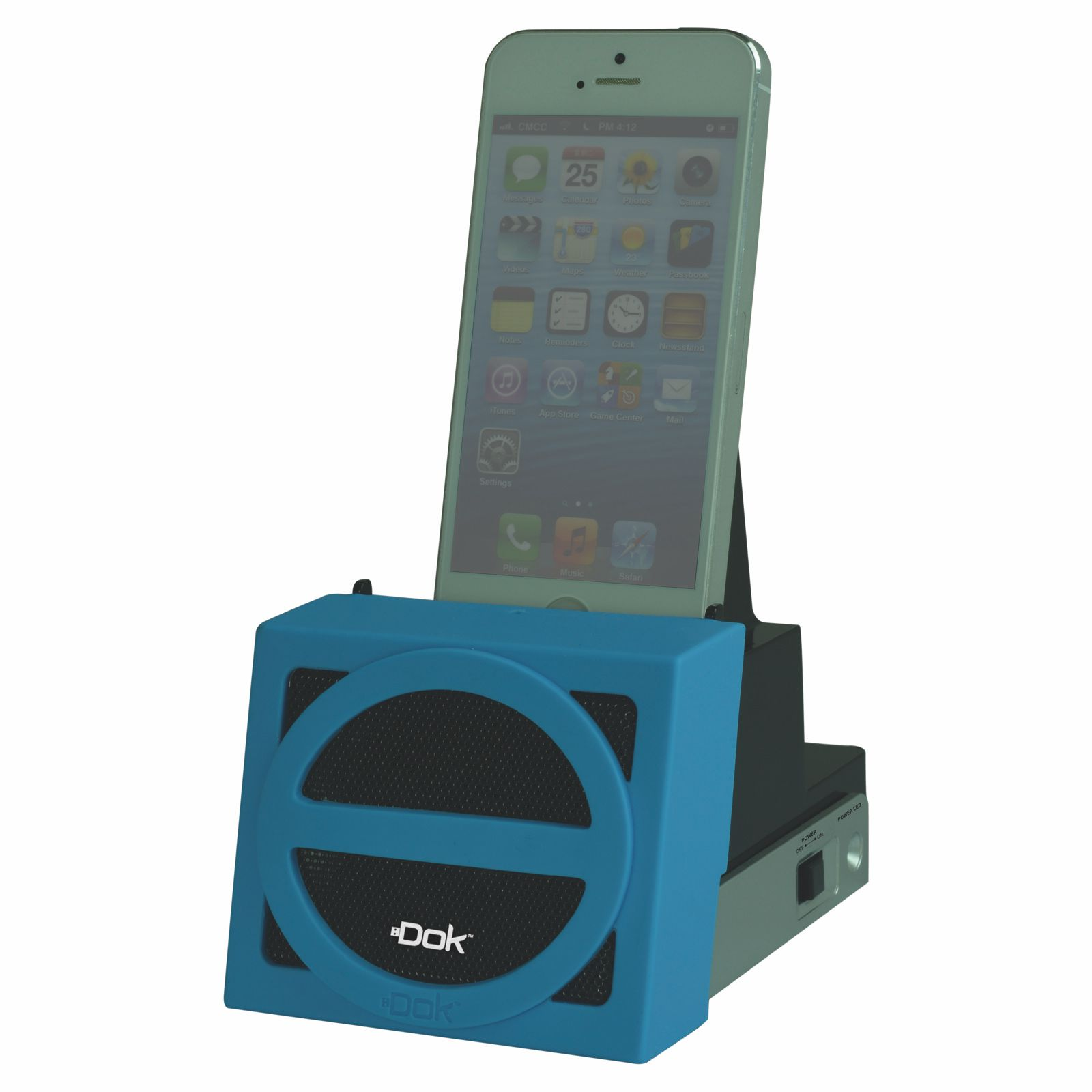 CR11BL - Speaker Cradle with Rechargeable Battery (Blue Face)